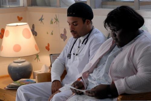 Lenny Kravitz, mint ápoló