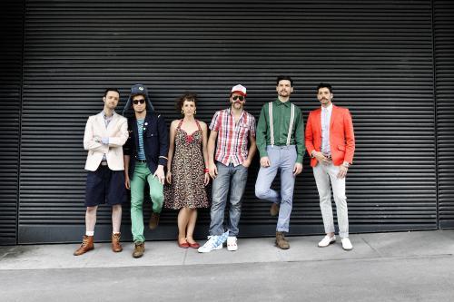 Yalta Club, zenekar