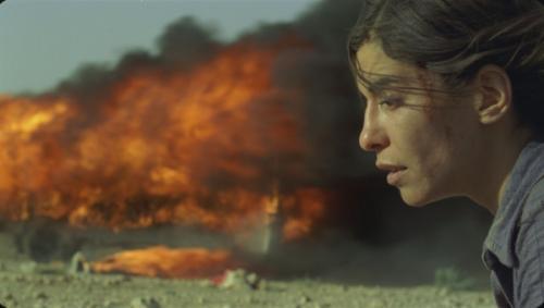 Lubna Azabal a Felperzselt föld című filmben