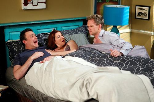 Marshall, Lily és Barney