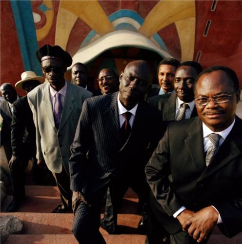 Az Orchestra Baobab együttes