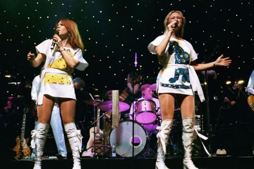 ABBA - The Show, előadás