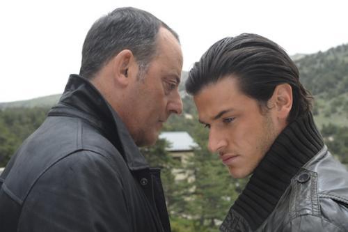 Jean Reno és Gaspard Ulliel A belső kör című filmben
