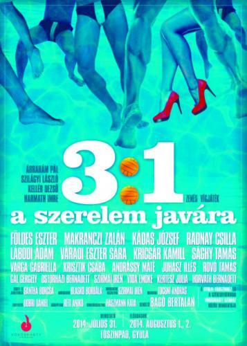3:1 plakát
