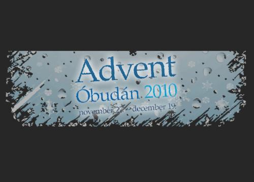 2010-i Óbudai Advent