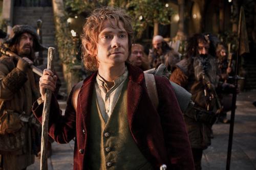 Martin Freeman A hobbit - Váratlan utazás c. filmben