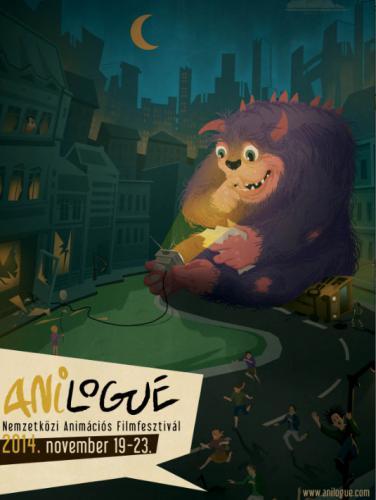 Anilogue plakát