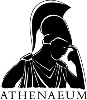 Athenaeum kiadó, logó
