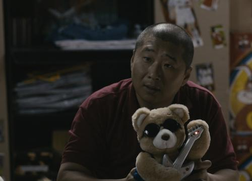 Yu Debin A zöld sárkány gyermekei c. filmben