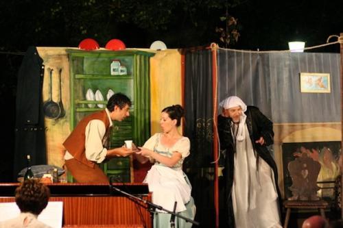 Giovanni Battista Pergolesi: Az úrhatnám szolgáló