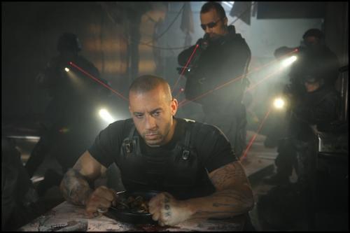 Toorop szerepében: Vin Diesel