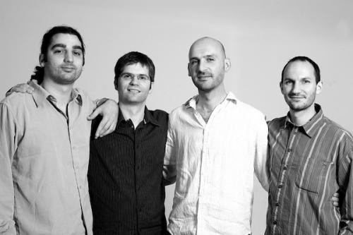 Bacsó Kristóf kvartett, együttes