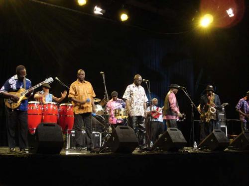 Orchestra Baobab Budapesten
