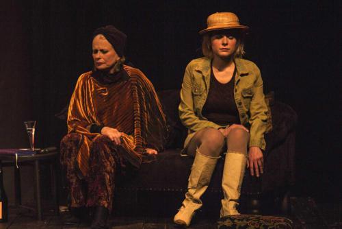 Blixen, színház, Centrál Színház, címlap