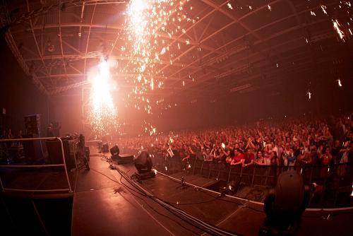 BÓNUSZ Electronic Music Festival, pillanatkép