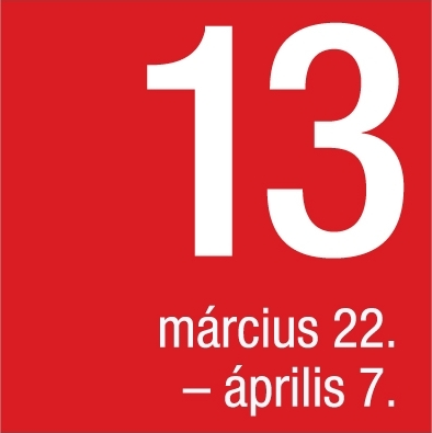 Budapesti Tavaszi Fesztivál 2013, logó