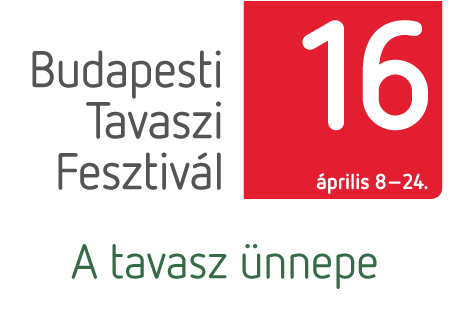Budapesti Tavaszi Fesztivál 2016, logó