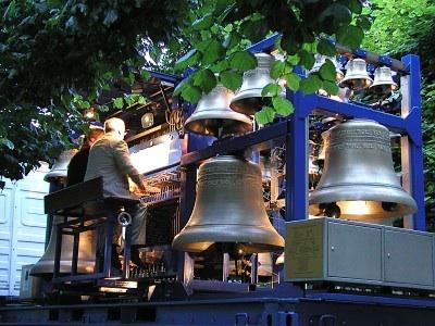 Jo Haazen: Carillon