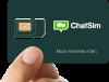 ChatSim kártya
