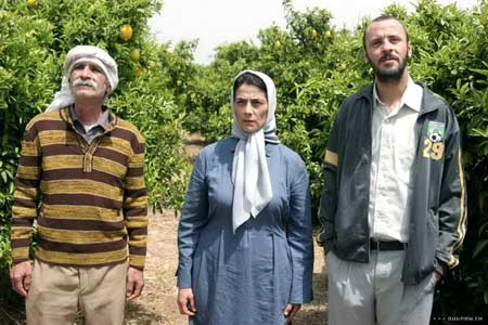 A segéd, Salma és ügyvédje