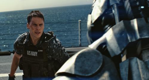 A Csatahajó című filmben Taylor Kitsch