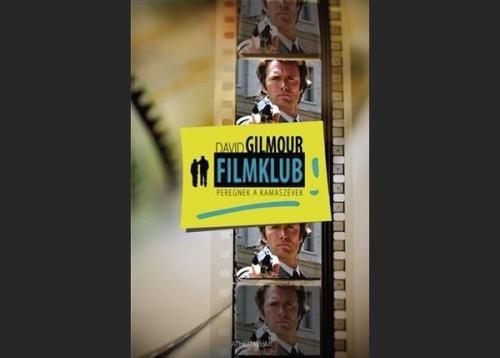 David Gilmour: Filmklub, borító