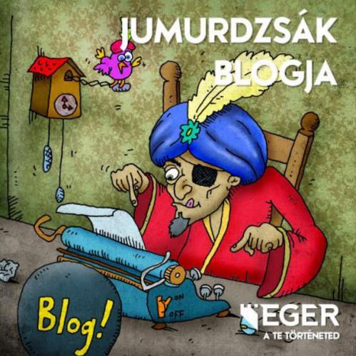 Jumurdzsák blogja plakát