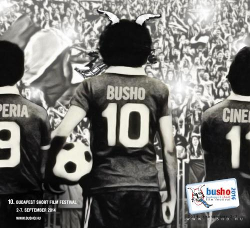 BuSho 2014, plakát