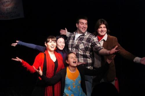 Nemzetközi egyetemi színházi fesztivál Pécsett
