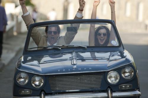 Anne Hathaway és Jim Sturgess az Egy nap című filmben