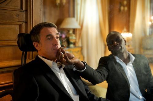 François Cluzet és Omar Sy az Életrevalók c. filmben