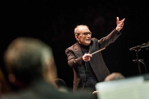Ennio Morricone, karmester