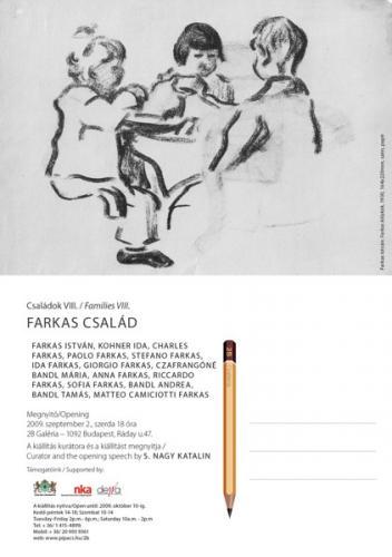 2B Galéria: Farkas család