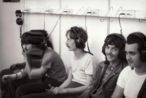 Fejhallgatósok a BMK-ban