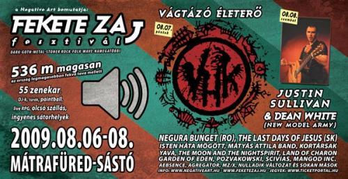 Fekete Zaj Fesztivál 2009