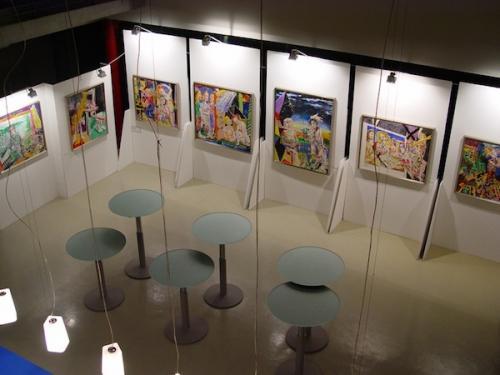 Festészeti kiállítás