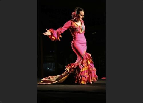 Flamenco, tánc