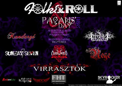 Folk & Roll Fesztivál 2011
