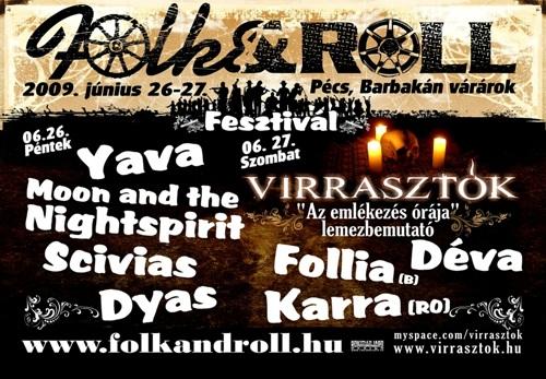 Folk & Roll 2009