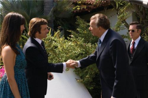 David Frost és Richard Nixon első találkozása: Copyright: © 2008 Universal Studios. ALL RIGHTS RESERVED.