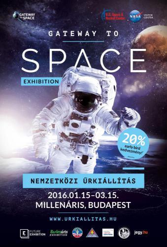 Gateway to Space, plakát