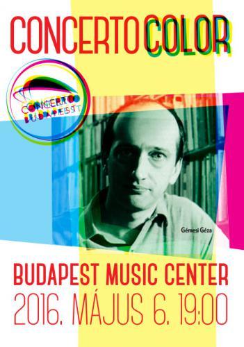 Concerto Color plakát