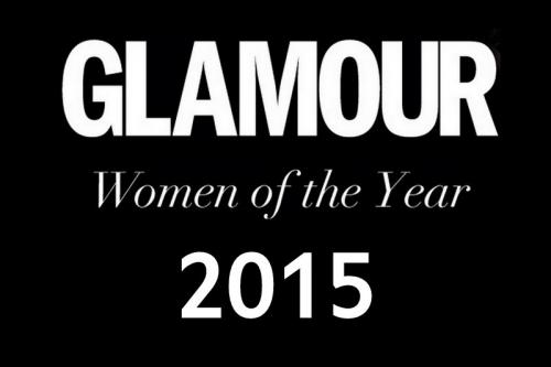 Glamour Women of the Year plakát