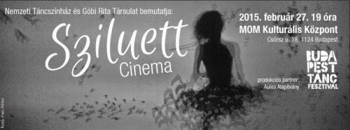 Sziluett Cinema plakát