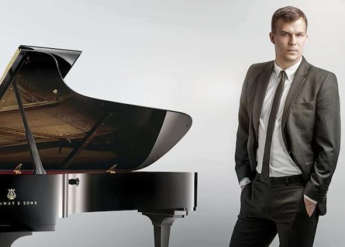György Ádám, zongora