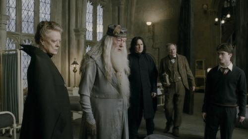 Harry Potter 6.