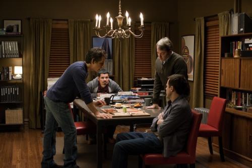 Ben Stiller, Michael Pena, Casey Affleck és Matthew Broderick