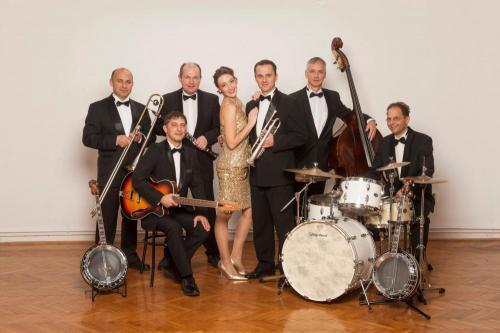 Hot Jazz Band, együttes