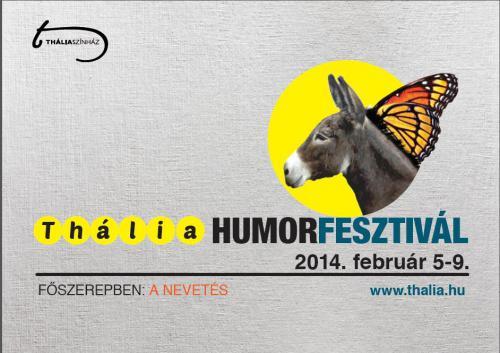 Humorfesztivál 2014, plakát
