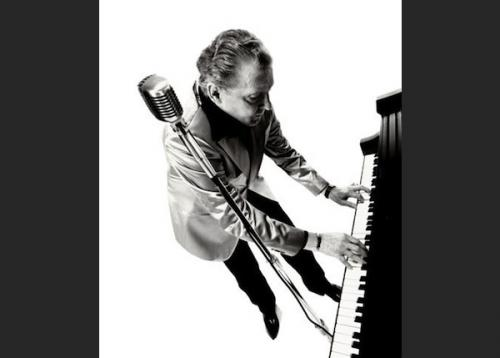 Jerry Lee Lewis, zongora
